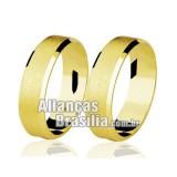 Aliança de Casamento e...