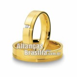 Alianças de noivado Brasilia