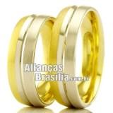 Alianças de noivado Df