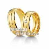 Aliança de noivado Brasilia