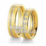 Alianca  de noivado Df