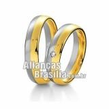 Alianças de casamento Df