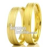 Alianças para casamento Brasilia