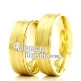 Aliancas de casamento e noivado...